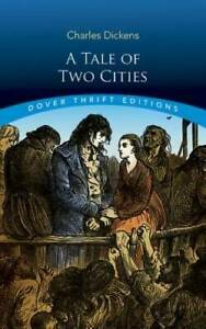 A Tale of Two Cities (Dover Thrift Editions) - Paperback - GOOD