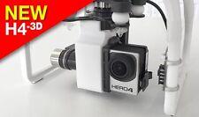 DJI Phantom H4-3D Travel Bracket quadcopter GoPro Hero 4