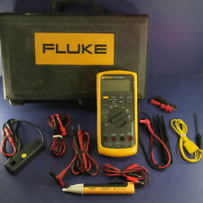 Fluke 88V Automotive Meter, Excellent, Hard Case, Screen Protector
