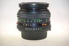 Minolta MD Rokkor 1:1,4 50mm Objektiv