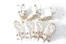 3 Stück alte Sicherungen Sicherung 3x 500 Volt Gr. 00 bis 100 Ampere