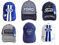 Ford Cap Logo Motors Truck Baseball Cap Hat Adjustable Trucker Mesh