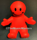 """Red Smiley Stress Buster 4"""" Cell Smart Phone STAND HOLDER Mount Dock Cradle"""
