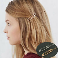 Accessories Hair Clips for Women Girls Hairpin Safety Pin Hairpins Barrettes