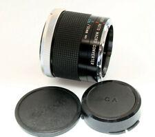 Panagor Auto Macro Converter für Canon FD MF Serie: T90/AE/EF/F1new, Ftb u. A.