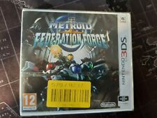 METROID PRIME Federation Force Nintendo 2DS 3DS XL Game NEW SEALED UK PAL
