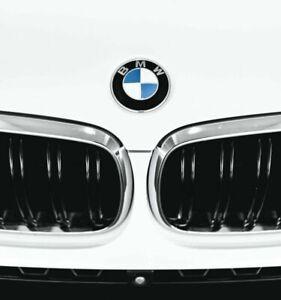 BMW 82mm BONNET/HOOD Replacement Emblem Badge E46 36 90 60 83 92 M3 M5 Fit BMW