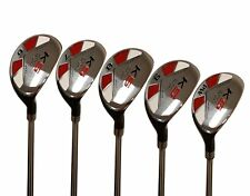 "Women's Majek Golf All Hybrid Partial Set (6-PW) Lady ""L"" Flex Utility Clubs"
