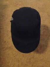Billabong Cap Hat Blue Corduroy with ear flaps fleece lined SEE PCS GXN