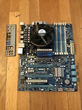 GIGABYTE GA-X58-USB3 LGA 1366 Motherboard + Intel Core i7-960 CPU Tested Working