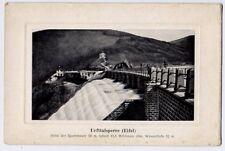 Urfttalsperre, Eifel, Germany / Deutschland vintage Embossed Postcard #2