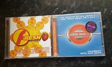 2 dance cds : fresh vol 5 and central energy 5