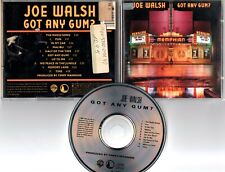 Joe Walsh CD GOT ANY GUM? ©1987 made in USA - Rock - 9 25606-2 Terry Manning