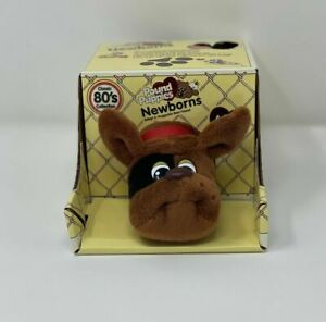 Pound Puppies Newborns Classic 80's Collection - Red Brown with Black Spots