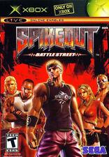 Spikeout Xbox New Xbox