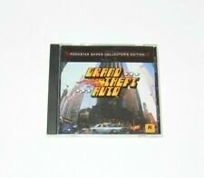 Grand Theft Auto Collector's Edition Pc Game 2004