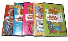 :Rocky & Bullwinkle & Friends:The Complete Series (18 DVD)seasons 1-2-3-4-5 New!