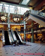 Georgetown Park Mall at Christmas Time (3), Wash. D.C. - Giclee Photo Print