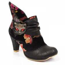 Floral Party Standard Width (B) Boots for Women