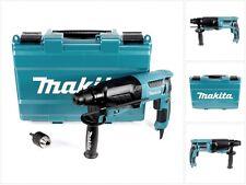 Makita HR 2630 X7 - 800 W 2,4 Joule Bohrhammer mit SDS - Plus Aufnahme im Koffer