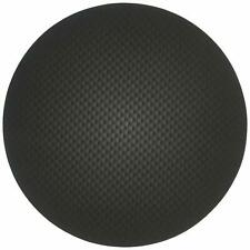 2 - Ultra Thin Mousepad Black 8.5""