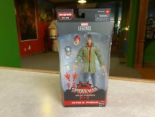 "Marvel Legends 6"" BAF STILTMAN Spider-Man Into The Spider-Verse PETER B. PARKER"