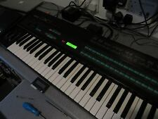 Yamaha DX7 [mk.1] - Green Backlit LCD mod. Plug & Play. No soldering. Bright adj