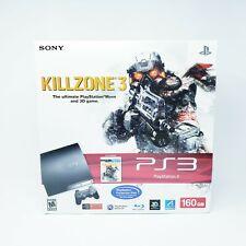 Ps3 160gb Box Only Original Box No Console - Killzone 3 Bundle