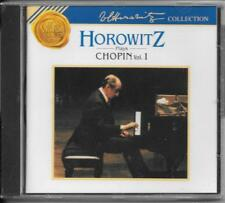 CD Horowitz 'Collection: Chopin vol. 1' NUOVO/NEW/OVP RARE