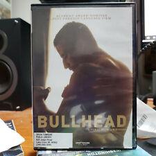 Bullhead DVD Ex Library Free US Ship Bull head Dutch/French w/ English subtitles