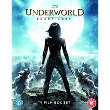 Underworld Quadrilogy Blu-ray