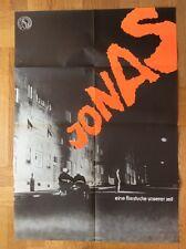 Jonas (Kinoplakat/Filmplakat '57) - Robert Graf / Dieter Eppler