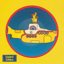 "7"" VINYL PICTURE SINGLE BEATLES YELLOW SUBMARINE 50th Anniversary LIMITED NEU"