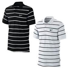 Nike Short Sleeve Striped Regular Size T-Shirts for Men