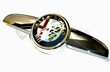 Alfa Romeo 147 2005 on Front Grille Badge & Plinth 156058943 Brand New Genuine