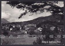 VARESE COCQUIO TREVISAGO 04 CALDANA - CERRO Cartolina FOTOGRAFICA viagg. 1958