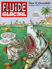 Fluide Glacial N°243 - Eds. Audie - Septembre 1996 - Neuf !
