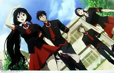 Blood-C mini poster official anime Clamp