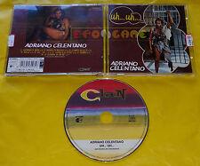 ADRIANO CELENTANO - UH... UH... (Album 1982) - CD Clan 1995 - SP 60962