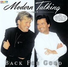 MODERN TALKING : BACK FOR GOOD - THE 7TH ALBUM / CD - TOP-ZUSTAND