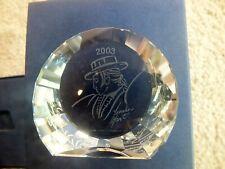 Swarovski Scs 2003 Antonio Paperweight 60 mm 626588