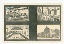 De Engel Cafe Restaurant Baarle-Hertog RPPC Rare Vintage Foto Photo Advertising