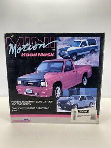 Covercraft Mini Motion MB237 Hood Mask for 1994 Chevy GMC S10 Sonoma Pickup