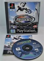 Mat Hoffman's Pro BMX Video Game for Sony PlayStation PS1 PAL TESTED