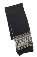 Écharpes et châles foulards gris pour femme