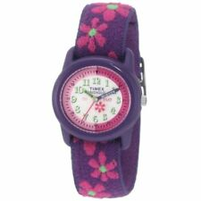 Timex Kids Time Teacher Flowers Watch T89022