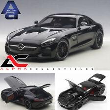 AUTOART 76313 1:18 MERCEDES AMG GT S GLOSS BLACK