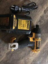 DeWalt DCF610 12v Cordless Screwdriver with Charger & Battery