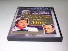 IL FANTASMA E LA SIGNORA MUIR DVD REX HARRISON ED.MASTER USATO OTTIMO AFFARE!!