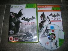 BATMAN : ARKHAM CITY – Rare Boxed XBOX 360 Game